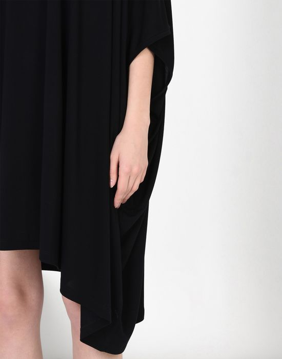 MM6 by MAISON MARGIELA Fluid jersey dress 3/4 length dress D e