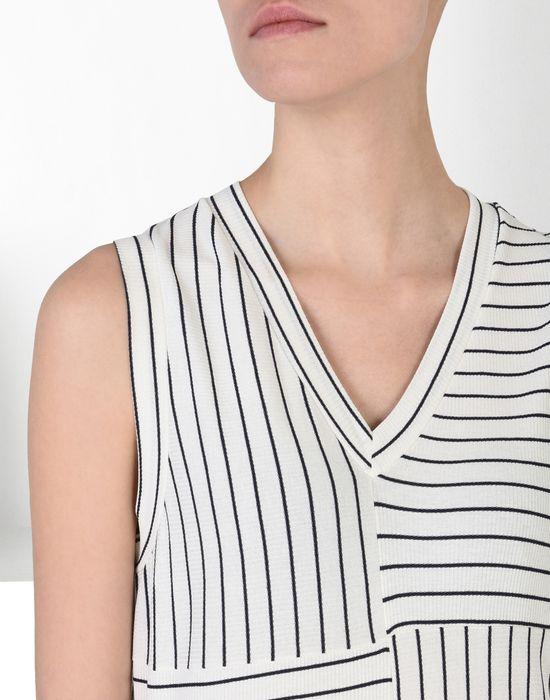 MM6 MAISON MARGIELA Long striped dress Long dress D a