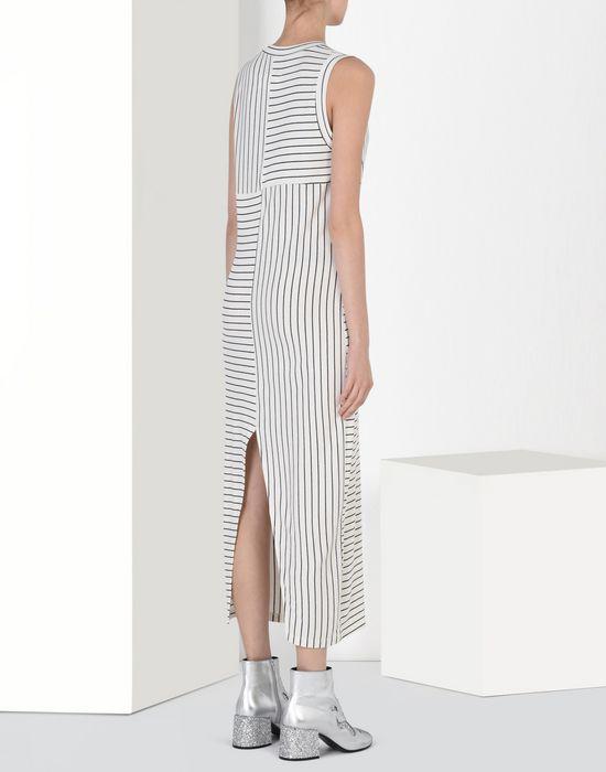 MM6 MAISON MARGIELA Long striped dress Long dress D d