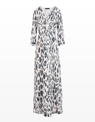 TRUSSARDI JEANS - Long dress