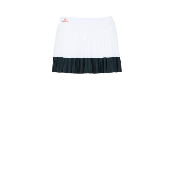 White Barricade Skirt