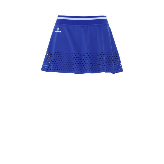 Blue Barricade Skirt
