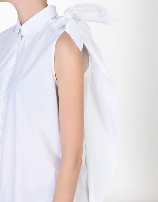 MM6 by MAISON MARGIELA Cotton shirtdress Long dress D a