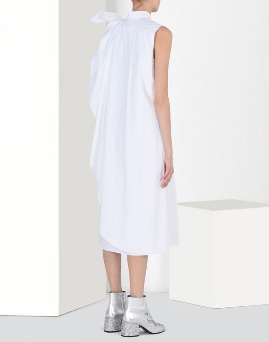 MM6 MAISON MARGIELA Cotton shirtdress Long dress D d