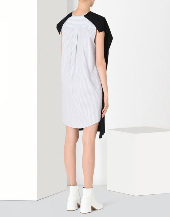 MM6 by MAISON MARGIELA Double-effect dress 3/4 length dress D d