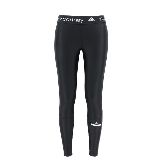 Black Run long leggings