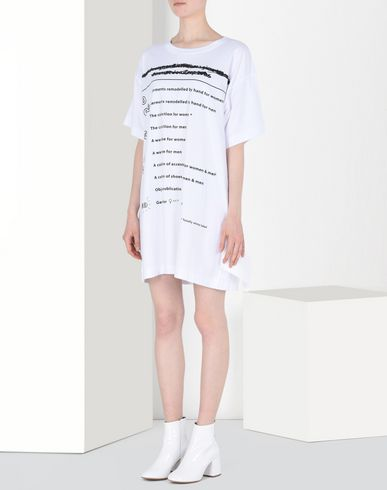 MM6 by MAISON MARGIELA Mini-Robe D Robe t-shirt f