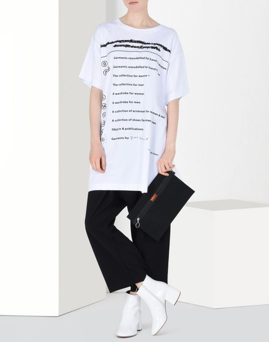 f4e0e82344873 MM6 MAISON MARGIELA T-shirt dress Minidress      pickupInStoreShipping info