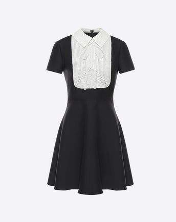 VALENTINO Crêpe couture dress 34721568CO
