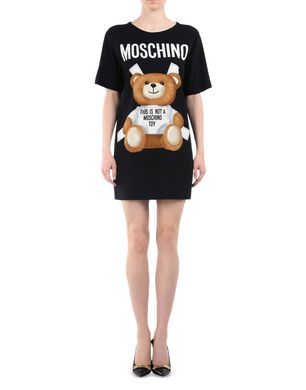 MOSCHINO Knee length skirt D r