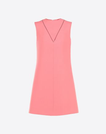 VALENTINO Crêpe couture dress 34731037JA