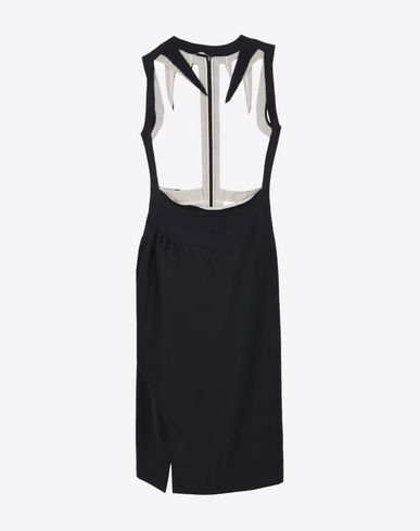 MAISON MARGIELA 3/4 length dress D Décortiqué taffeta midi dress f