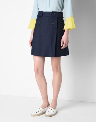 TRUSSARDI - Short skirt
