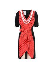 Kurzes Kleid Damen MOSCHINO