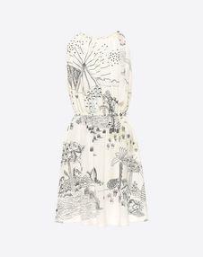 VALENTINO Dresses D MB0VACJ4373 A03 f