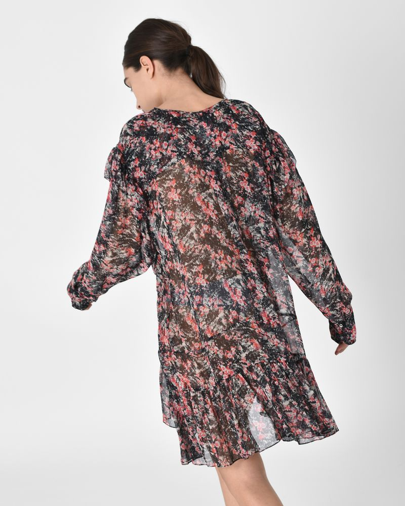 floral print dress - Brown Isabel Marant DaS34