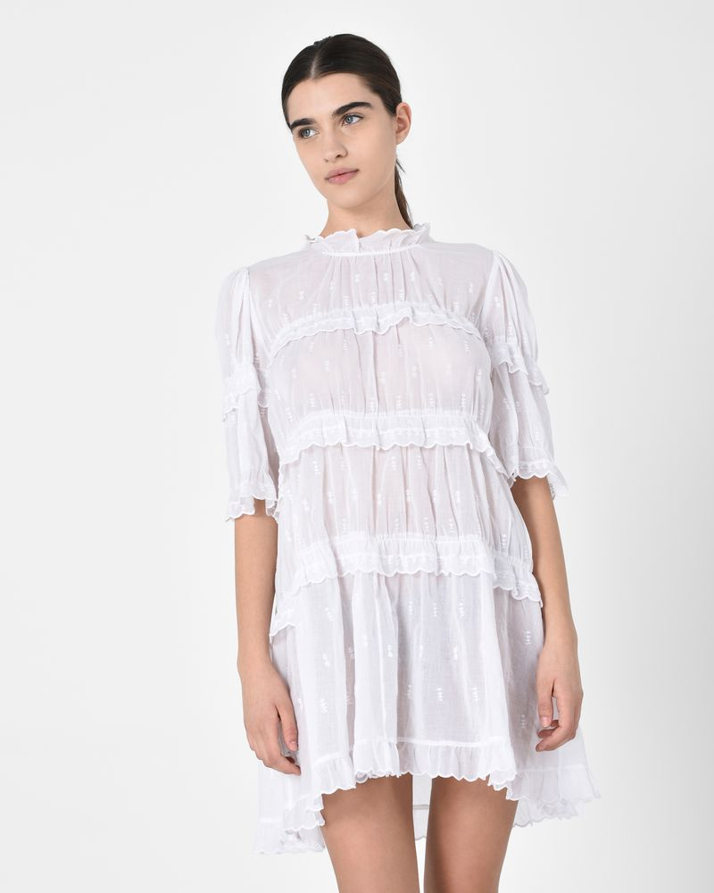 bc347fa310c Isabel Marant SHORT DRESS Women | Official Online Store