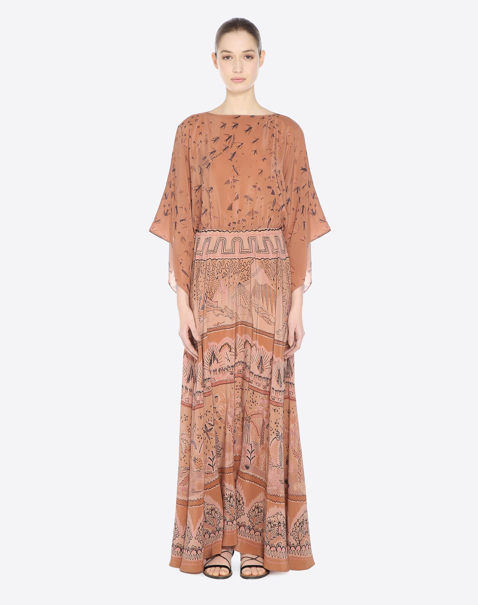 VALENTINO MB0VACW539L GM7 Dress D r