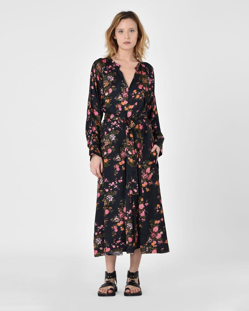 Floral dress Isabel Marant 9XMRFl82WM