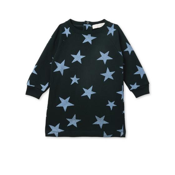 Leona Blue Stars Dress