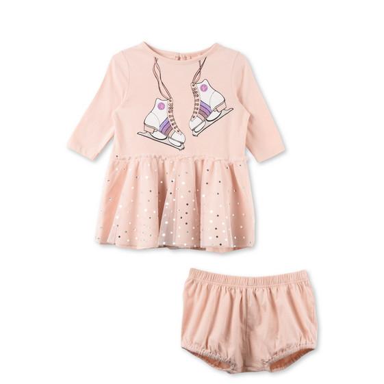 Primrose Pink Skate Dress