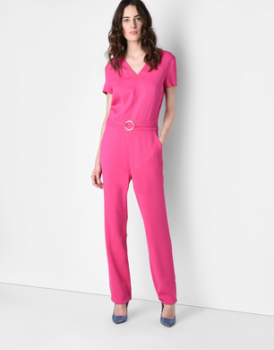 TRUSSARDI - Pant overall