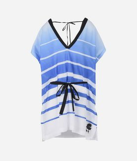 KARL LAGERFELD BEACH COVER-UP
