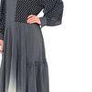 STELLA McCARTNEY Dominique Tie Print Dress Maxi D a