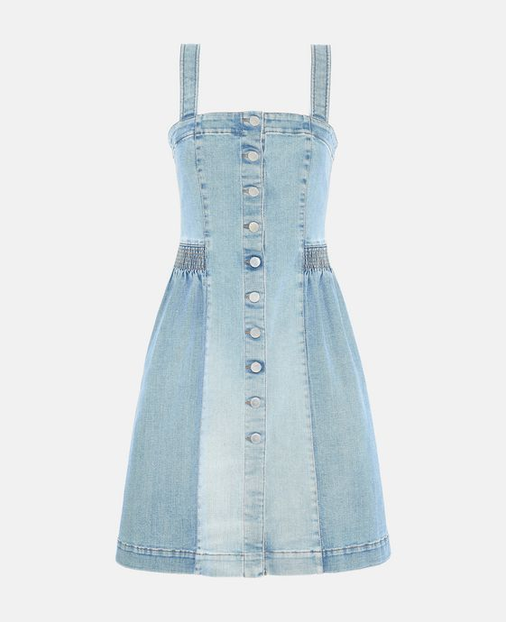 Vestito Carley in Denim
