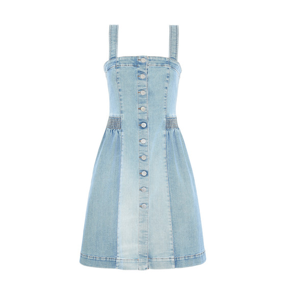 Carley Denim Dress