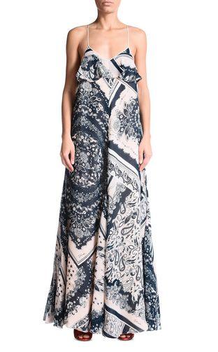 JUST CAVALLI Long dress D f