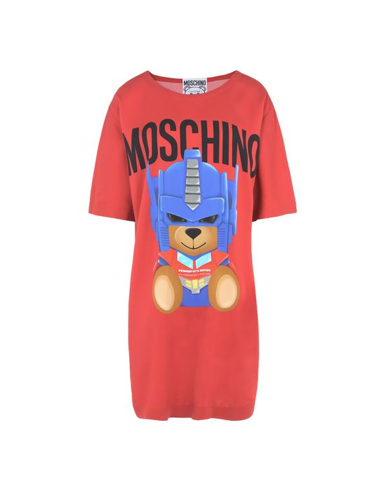 Minidress Woman MOSCHINO
