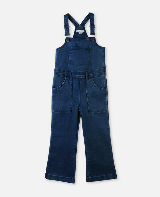 Frida Denim Overalls