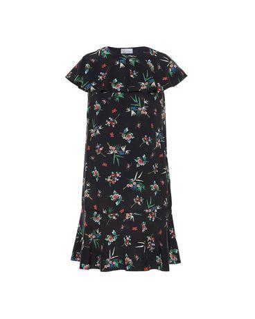REDValentino NR3VA56134N 0NO Printed dress Woman a