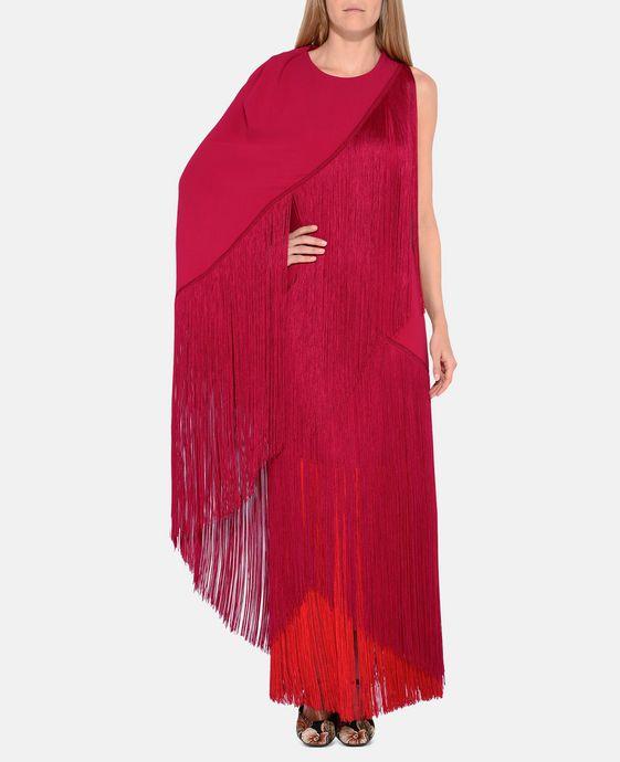 STELLA McCARTNEY Joelle Fringe Dress Maxi D h