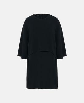 Georgia Black Fringe Dress