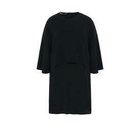 STELLA McCARTNEY Maxi D Camille Black Fringe Dress f