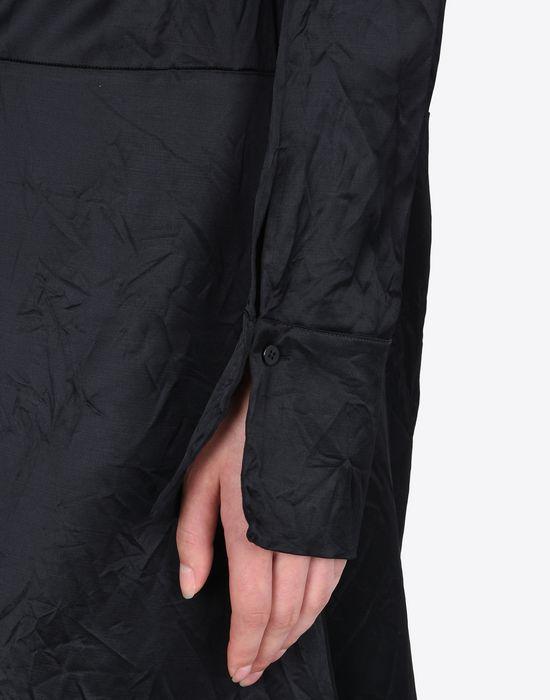 MAISON MARGIELA 4 ミディ ライニング ドレス 7分丈ワンピース・ドレス D a