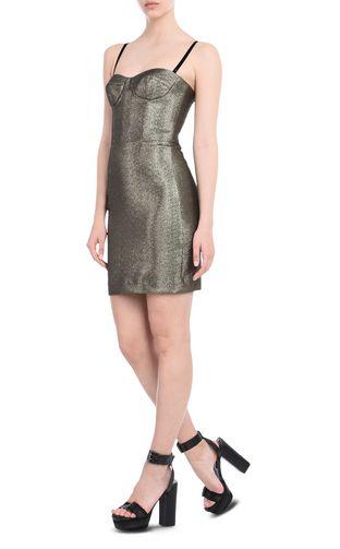 JUST CAVALLI Short dress D Short dress with bateau neck r