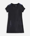KARL LAGERFELD FANCY QUILTED SWEATDRESS 8_f
