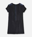 KARL LAGERFELD FANCY QUILTED SWEATDRESS 8_r