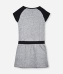 KARL LAGERFELD WOVEN CHECK DRESS 8_r