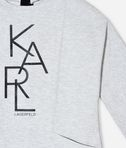 KARL LAGERFELD KARL GRAPHIC SWEATDRESS 8_d