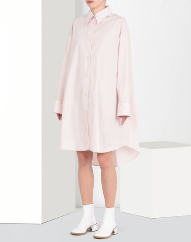 MM6 MAISON MARGIELA Short dress D Oversized shirt dress f