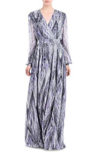 JUST CAVALLI Long dress D Long V neck dress f