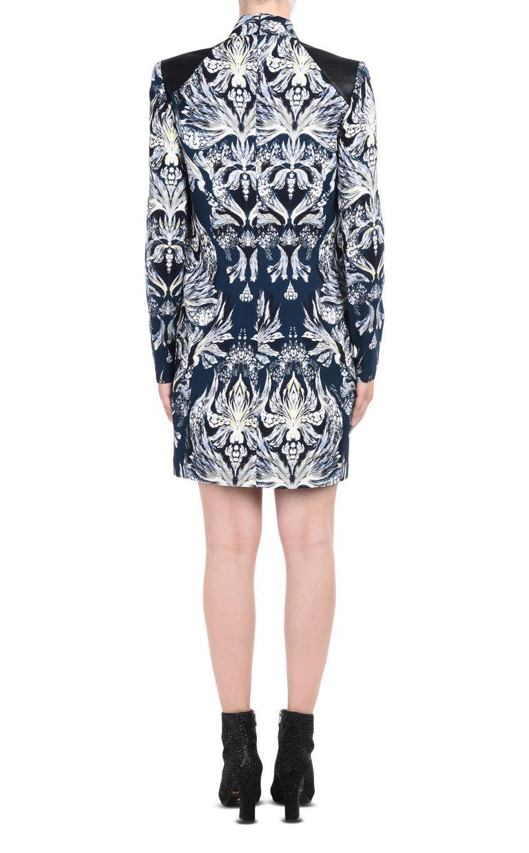 JUST CAVALLI Short high-neck dress Dress Woman d