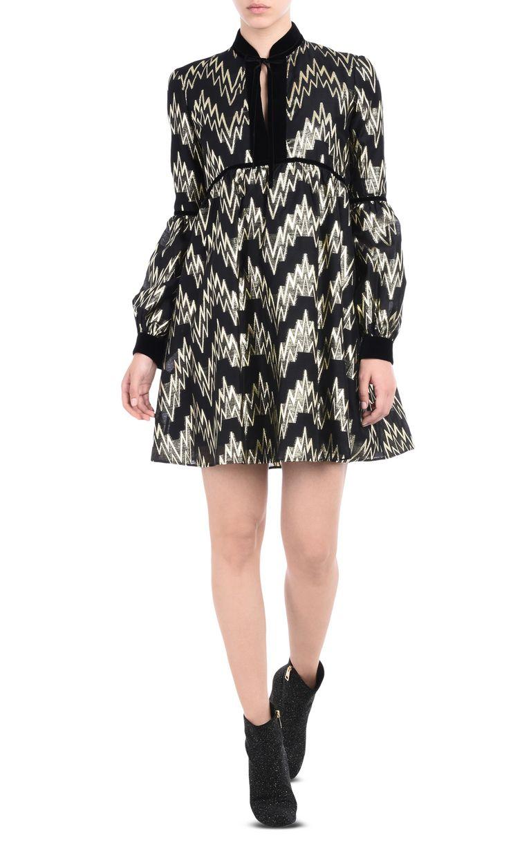 JUST CAVALLI Korean collar dress Dress D f