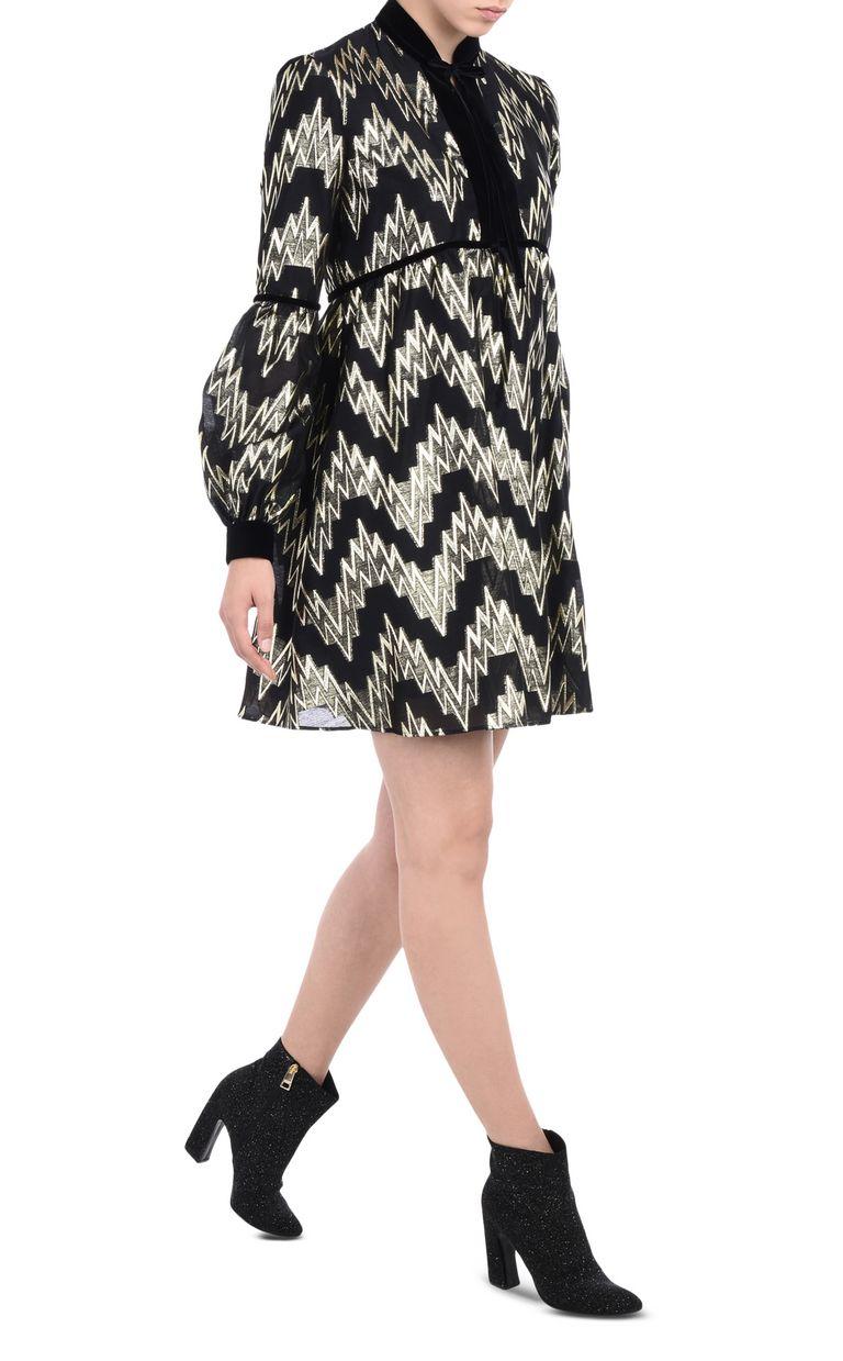 JUST CAVALLI Korean collar dress Dress D r