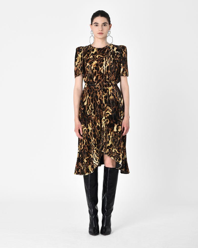 fedaaaf45792 Isabel Marant MIDI DRESS Women | Official Online Store