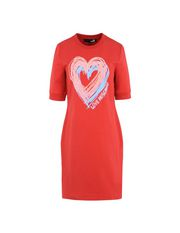 LOVE MOSCHINO Short dress D f